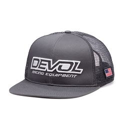 Corp Snapback - Charcoal